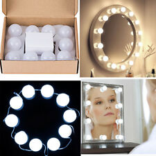 Mirror Vanity Led Makeup Hollywood Lighted Bulbs Dimmer Light Bulb Stage Beauty
