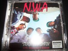N.W.A. / NWA Straight Outta Compton 20th Ann Edition (Australia) Bonus Tracks CD