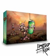 LE of 2000 PSVita Munch's Oddysee Oddworld Collector's Edition Limited Run Games