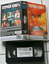 STEPHEN KING  STEPHEN KING`S  WORLD OF HORRR 2  VHS  SPIELFILM