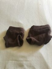 Wool Diaper Cover Lot Of 2, Brown, One Size
