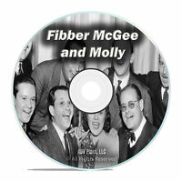 Fibber McGee and Molly Show Complete Set, 1,127 Old Time Radio Shows OTR DVD F82