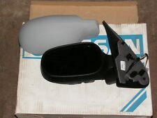 Nissan Micra K12 LH Wing Mirror & Cover In Primer Part Number 96302-AX825