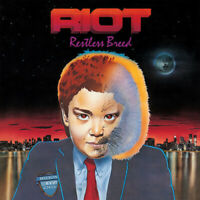 Riot : Restless Breed CD Collector's  Remastered Album (2019) ***NEW***