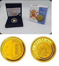 ESPAÑA: 20 euro oro 2017 proof  CASA DE BORBON - Joyas Numismaticas  1 peseta