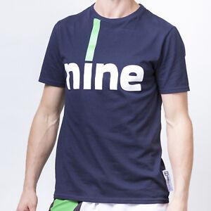 T-shirt Be Nine man ninesquared - SS18TSBN