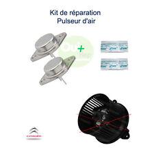 Kit de réparation pulseur d'air résistance ventilateur Xsara Xantia Picasso 406