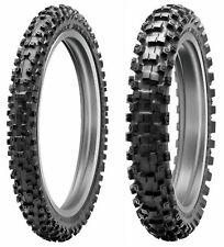 New Dunlop 80/100-21 & 120/90-19 MX53 KX500/FC450 Off-Road, MX, Trail Tire Set