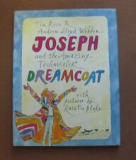 JOSEPH AND THE AMAZING TECHNICOLOR DREAMCOAT - Quentin Blake - 1st HCDJ 1982 NF
