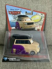 Disney Pixar Cars 2 #5 KINGPIN NABUNAGA Mint