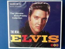 Elvis Presley 3 cd box set. Ultimate collection