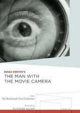 The Man With the Movie Camera [New DVD] Manufactured On Demand, NTSC Format