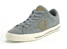 ed15e2a86916 Converse Star Player Ox Mens Grey Suede Trainers - 9 UK