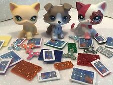 Littlest Pet Shop 3 pc Accessories Phone Tablet Fidget Spinner Buy 3 Get 1 FREE
