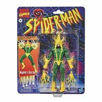 "Marvels Electro  6"" figure - Legends Retro Spider-man - In Stock!"