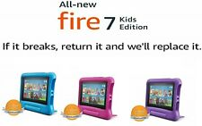 Amazon Fire Kids 7 Tablet LATEST 2019 model 16GB Blue...