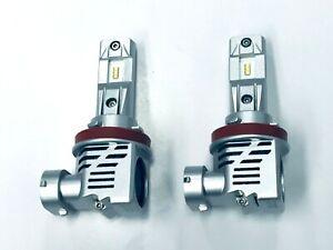 H9  LED Headlight Upgrade High Performance Lighting 2 year warranty