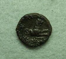 Kings of Thrace, Lysimachos AE 14, 323-281 BC, Athena / Lion, aVF