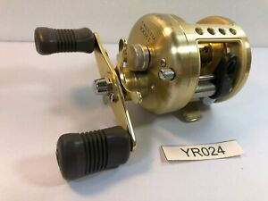 [Exc+4] Used Shimano fishing reel Calcutta 100XT right handle from Japan YR024