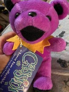Grateful Dead collectible bear liquid glue Cassidy