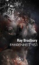 Fahrenheit 451 de Ray Bradury -- Poche Octobre 2000 Traduction Jacques Chambon