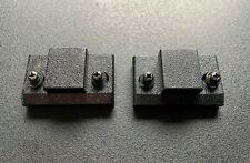 2 x Technics SL-1200 / 1210 Original Hinge Mounts With Screws SFUMM02N04