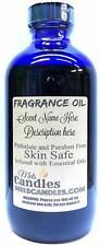 Fairy Dust 8 Ounce / 236 ml Blue Glass Bottle of Fragrance Oil