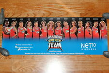 MIAMI MARLINS ENERGY CHEER TEAM POSTER