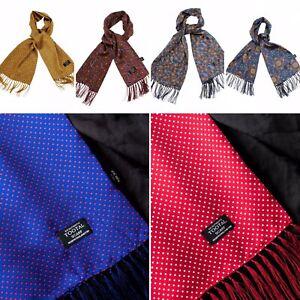 Tootal Vintage Silk Scarf, 100% Silk, MOD, Retro, BNWT