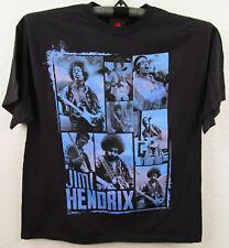 JIMI HENDRIX T-shirt Zion Rootswear Rock Guitarist Tee XL Tee Black New