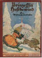 Prinzessin Huschewind: Buch, Fritz Peter