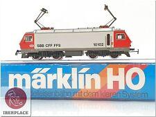 H0 1:87 escala ho trenes ferroviario locomotora AC locomotive Märklin 3323 SBB <