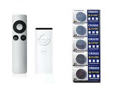 5 NEW Apple TV 2nd & 3rd Gen Remote Battery Batteries Ships USA