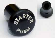 Lucas Control Starter Push Cable & Switch Knob, Triumph TR2, TR3 part 109311