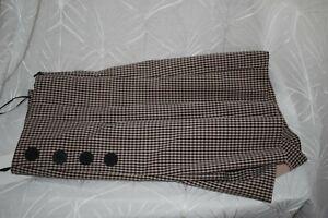 Zara Smart Check Shorts BNWT