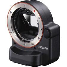 Adaptadores lentes y monturas para cámaras Sony