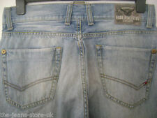 Tommy Hilfiger Faded Rise 34L Jeans for Men
