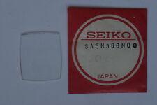 Seiko SA5N96GN00 Vetro Crystal Glass Uhrenglas Verre Original per 6439-5040 NOS