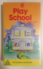 Play School: All Together Show / At The Zoo. VHS Video Tape ABC Kids TV Jemima