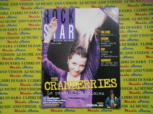 rivista ROCKSTAR 5/1996 Cure Cramberries Lush Mark Eitzel Eric Clapton  No cd