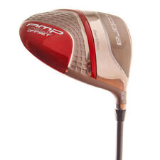 New Cobra AMP Cell Offset Red Driver 9.5* R-Flex Graphite RH +HC