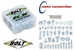 BOLT KX 48 PIECE TRACK PACK REPLACEMENT BOLTS KIT KAWASAKI KX125 KX250 2003