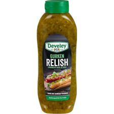Develey Gurken Relish 1x875ml Flasche