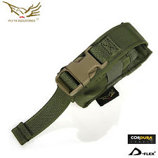 Flyye Flashlight Pouch Molle Pouch Military Tactical Combat Gear PH-C033 Olive