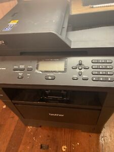 BROTHER DCP-8110DN MULTI-FUNCTION PRINTER. PAGE COUNT 930. BRAND NEW DRUM & TONE