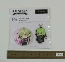 "Character Drama CD Book /""Ukyo /& Nova/"" JAPAN Amnesia"