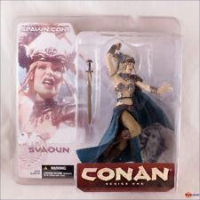 Conan the Barbarian Svadun figure - series 1 McFarlane Toys variant paint scheme