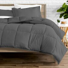 Premium 1800 Series Comforter Set - Goose Down Alternative - Hypoallergenic