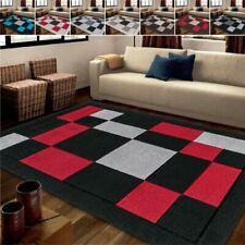 Karierte moderne Wohnraum-Teppiche in aktuellem Design