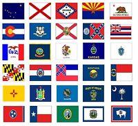 USA State Flags - 5x3' - America California Texas New York Florida Hawaii Ohio